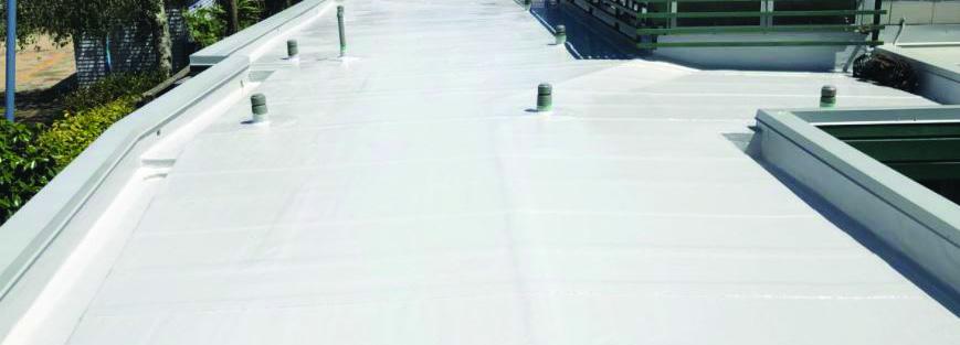 Torch-On roofs, decks